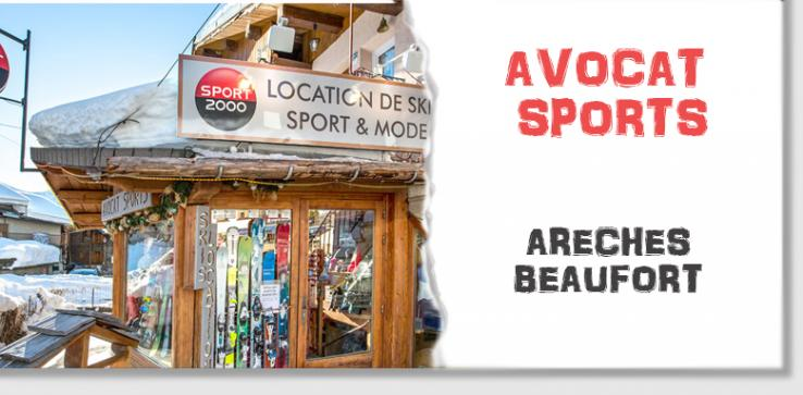 Avocat sports accueil