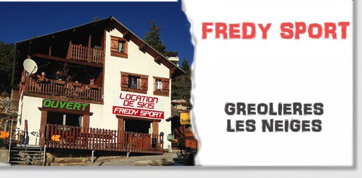 Fredy sport accueil