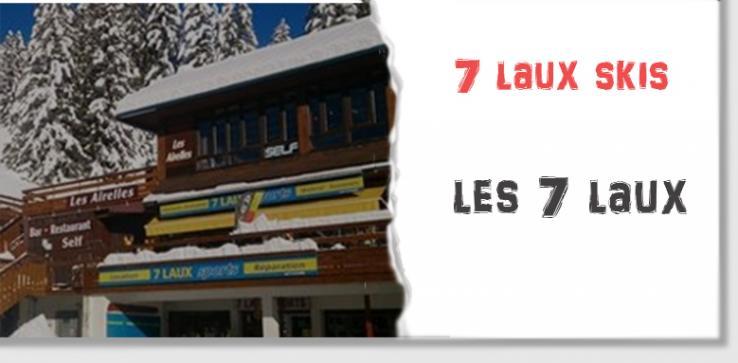 7 laux ski accueil