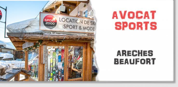 Avocat sports accueil